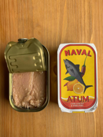 Tonijn met piri piri en citroen (Naval)