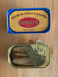 Makreelfilet op z'n Algarviaans (Georgette)