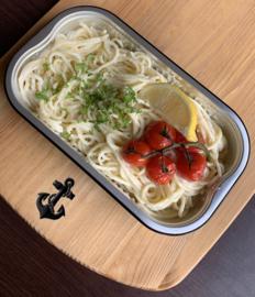 Spaghetti met vongole