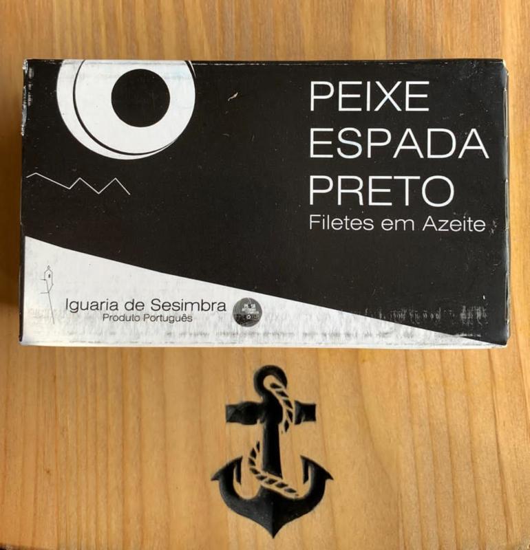Zwarte zwaardvisfilets in olijfolie (Nero)