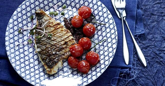 Dorade Kerstomaat Fish@Home Thuisbezorgd