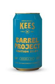 Kees - Barrel Project 21.07