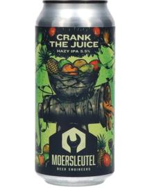 Moersleutel - Crank the Juice