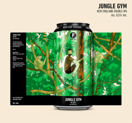 Frontaal - Jungle Gym