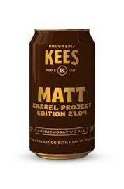 Kees - Barrel Project 21.04