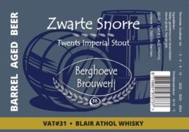 Berghoeve - Zwarte Snorre Vat #31