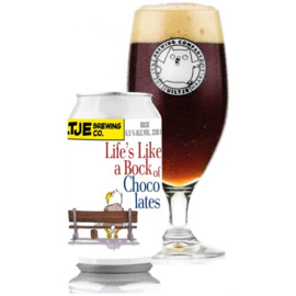 Uiltje - Life is like a bock of chocolate