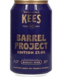 Kees - Barrel Project 21.06