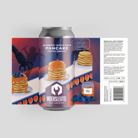 Moersleutel - Blueberry Maple Syrup Pancake Sour