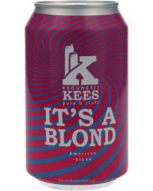 Kees - It's a blond