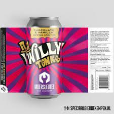 Moersleutel - Willy Tonka Chocolate,Vanilla & Tonka