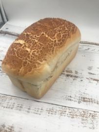 Klein tijgerbrood wit
