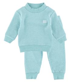 Pyjama - Melange - Groen