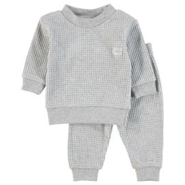 Pyjama  - Melange - Grijs