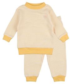 Pyjama - Oker geel