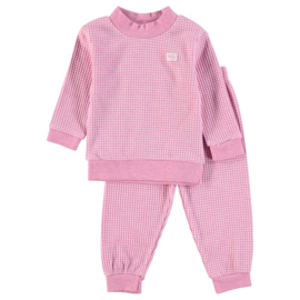 Pyjama - Melange - Roze