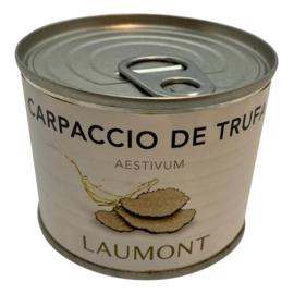 Truffelcarpaccio 100 gram