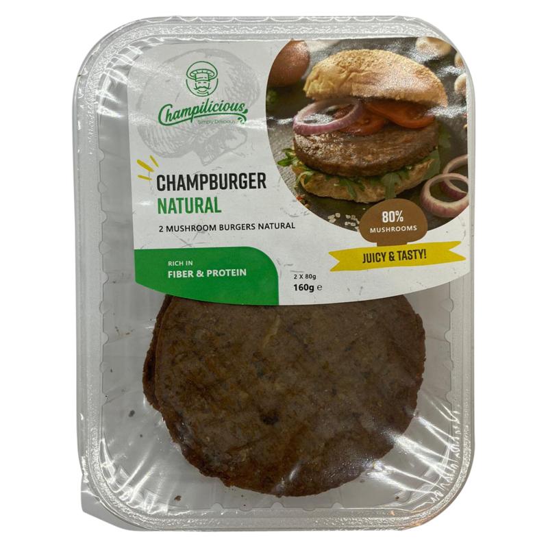 Champburger 2 x 80 gram