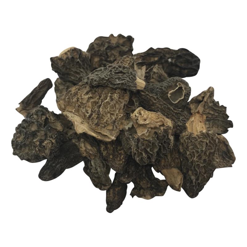 Gedroogde Morilles 50 gram