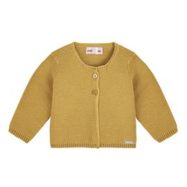CONDOR - Cardigan mustard