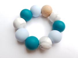 Blauw ▪ marble