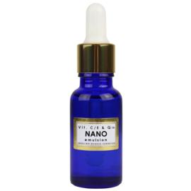 Nano-emulsion - Vit. C/E & Q10 20 ml