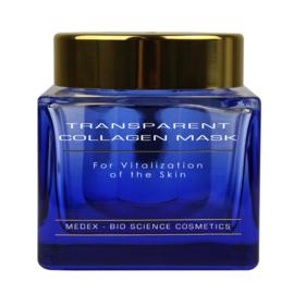 Transparent Collagen Mask 50 ml