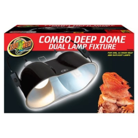 ZooMed Combo Deep Dome