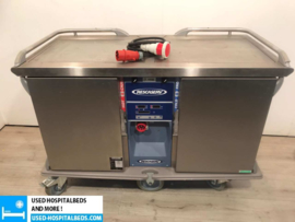 RESCASERV HOT/COLD TROLLEY
