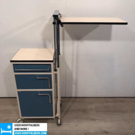 10 pcs. Oostwoud bedside locker 05
