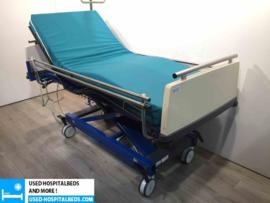 6 PCS. ETESMI PRONTO 3-SECTION ELEKTRIC HOSPITALBED NR 45