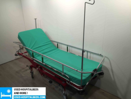 3 PCS. OOSTWOUD EMERGENCY STRETCHER