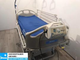 3 PCS. HILLROM AVANT GUARD SEMI IC HOSPITALBED