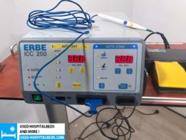 ERBE ICC200 ELECTRO SURGICAL UNIT