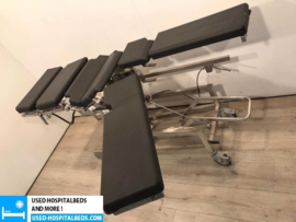 #10 MAQUET 1120 TABLE + TROLLEY
