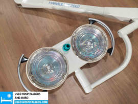 1 PCS. HANNAULUX OPERATING THEATRE LAMP 2002