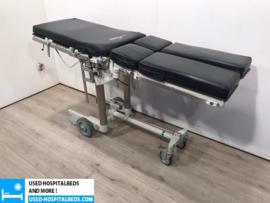 #1 MAQUET 1120 TABLE + TROLLEY
