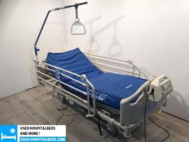 5 PCS. HILLROM AVANT GUARD SEMI IC HOSPITALBED