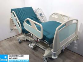 15 PCS WISSNER BOSSERHOFF ELEGANZA 3-SECTION ELEKTRIC HOSPITALBED 44A