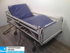 10 PCS STIEGELMEYER 3-SECTION ELEKTRIC HOSPITALBED NR 28