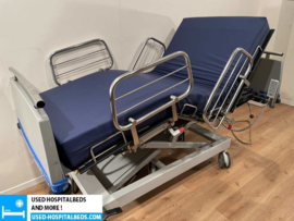 600 PCS. NOVIMED PRONTO 3-SECTION ELEKTRIC HOSPITALBED NR 8