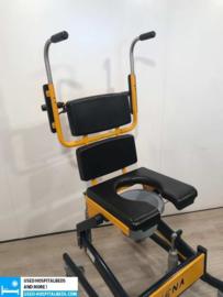 1 pcs XENA toilet chairs on wheels