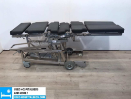 #11 MAQUET 1120 TABLE + TROLLEY