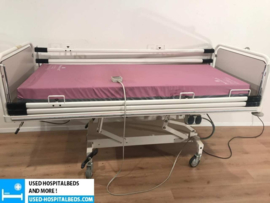 20 PCS. SCHELL 3-SECTION ELEKTRIC HOSPITALBED NR 04A