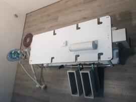 2 PCS MAQUET OPERATING ROOM CONSOLE PENDEL