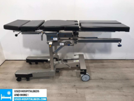 #3 MAQUET 1120 TABLE + TROLLEY