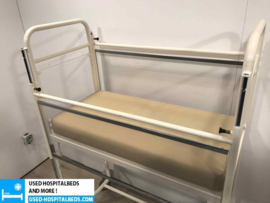 29 PCS OOSTWOUD BABYCOTS / CHILDRENBED WHITE- SMALL