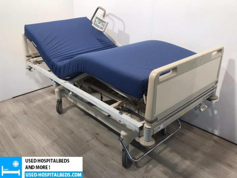 4 PCS HILLROM 3-SECTION ELEKTRIC HOSPITALBED 41