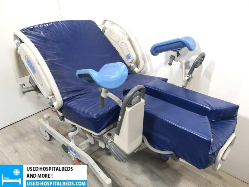 22 PCS. HILLROM AFFINITY IV DELIVERY BED