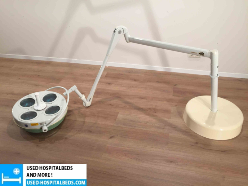 1 PCS. HANNAULUX OPERATING THEATRE LAMP OSLO